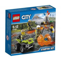 LEGO City - 60121- Jeu de construction - La Camionnette et sa Caravane Bricks