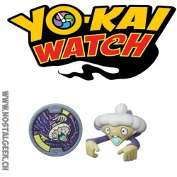 Yo-kai Watch Medal Moments Toutouïe
