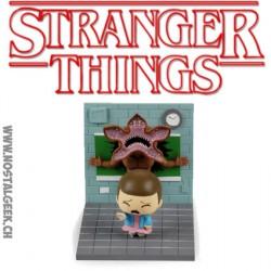 Stranger Things Eleven Vs. Demogorgon Diorama Figure