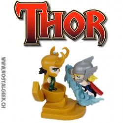 Marvel Diorama Thor Vs Loki Collector Series Figure