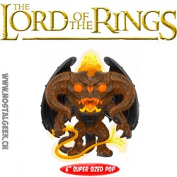 Funko Pop! 15 cm Lord of the Rings Balrog GITD Limited Vinyl Figure