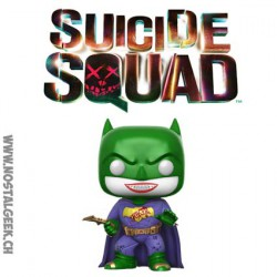 Funko Pop! SDCC DC Suicide Squad Batman Joker Edition Limitée