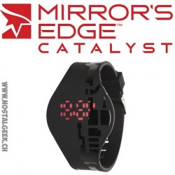 Mirror's Edge Catalyst Montre Digital LED Watch