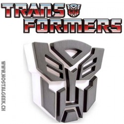 Lampe Transformers Autobot