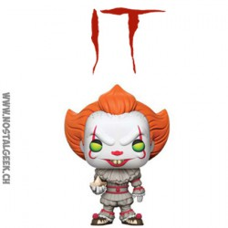Funko Pop! Movie IT Pennywise with Boat Vinyl Figure