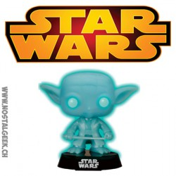 Funko Pop! Star Wars Yoda Spirit GITD Limited Vinyl Figure