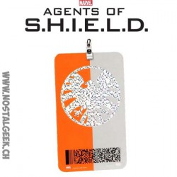 Marvel Agents of S.H.I.E.L.D. ID Badge Replica