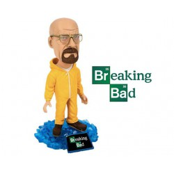 Breaking Bad - Bobble Head Walter White 15 cm Figure