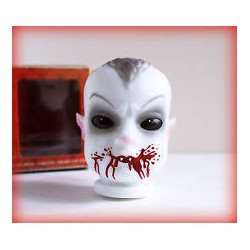 Baby Bleeds You Alive Light up Doll Head Horror block