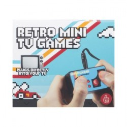 Retro TV Games (200 included games)
