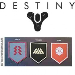 Destiny 3 Patch Set par Bungie