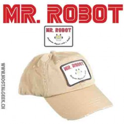 Casquette Mr Robot