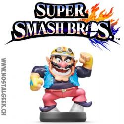 Nintendo Amiibo Super Smash Bros - Wario Figure