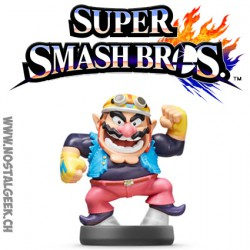 Nintendo Amiibo Super Smash Bros - Wario Figure