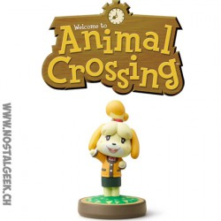 Nintendo Amiibo Animal Crossing Isabelle Figure