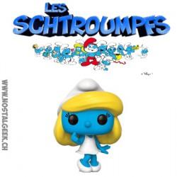 Funko Pop The Smurfs Brainy Smurf Vinyl Figure