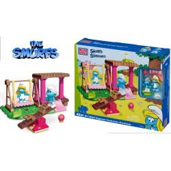 Mega Bloks 10746 The Smurfs - Playground