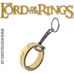 Lord of the Rings - Porte-clés 3D Anneau Unique