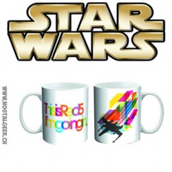 Star Wars Red 5 I'm Going in Luke Mug