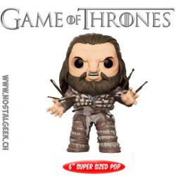 Funko Pop 15 cm Game of Thrones Wun Wun Oversized Vinyl Figure