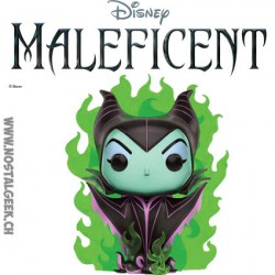 Funko Pop Disney Maleficent Green Flame Edition Limitée