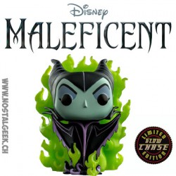 Funko Pop Disney Maleficent Green Flame Limited Vinyl Figure