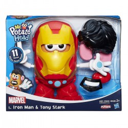 Mr Potato Head Marvel Iron Man