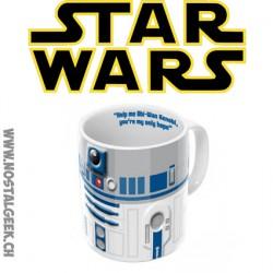 Star Wars R2D2 2D Relief Mug