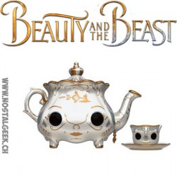 Funko Pop Disney Beauty and the Beast Live Action Mrs. Potts & Chip
