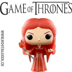 Funko Pop Game Of Thrones Melisandre Translucide Edition Limitée