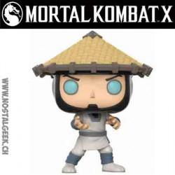 Funko Pop Games Mortal Kombat Raiden