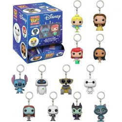 Pop Pocket Blindbags keeychain Disney Série 1 Vinyl Figure