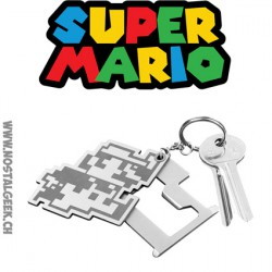 Nintendo Super Mario Bros. Porte-Clef Multi-tool