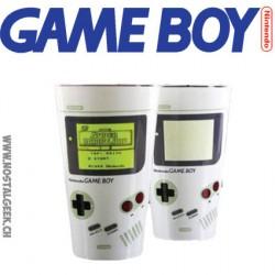 Verre Nintendo Game Boy qui change avec la chaleur