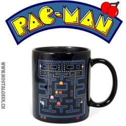 Tasse Pac-Man Change avec la Chaleur
