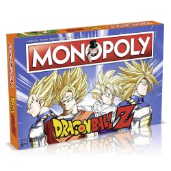 Monopoly Dragon Ball Z - French Version
