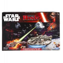 Hasbro - Jeu de Stratégie - Risk Star Wars