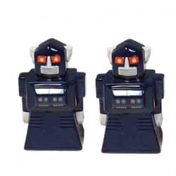 Salière et poivrier Robot Kare Design