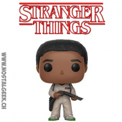Funko Pop TV Stranger Things Wave 3 Lucas Ghostbuster