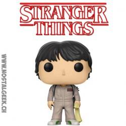 Pop TV Stranger Things Wave 3 Mike Ghostbuster Vinyl Figure