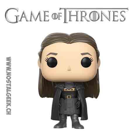 Funko Pop NYCC 2017 Game of Thrones Lyanna Mormont Vinyl Figure