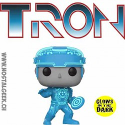 Funko Pop Disney Tron GITD Vinyl Figure