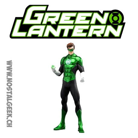 "Kotobukiya Green Lantern New 52 ""DC Comics"" ArtFX + Statue"