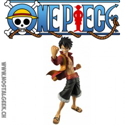 One Piece Film Z Monkey D. Luffy Excellent Model Portrait Of Pirates Edition-Z - 1/8 (MegaHouse)