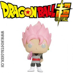 Funko Pop Dragon Ball Z Super Saiyan Rose Goku Black Limited Vinyl Figure