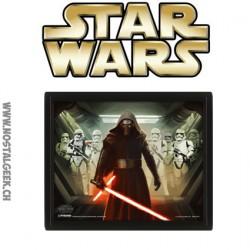 Star Wars - Episode VII Kylo Ren - 3D lenticular cadre