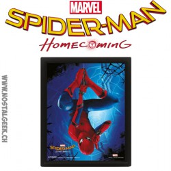 Marvel Cadre 3D lenticulaire Spider-man: Homecoming