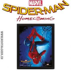 Marvel Cadre 3D lenticular Spider-man: Homecoming