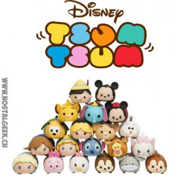 Disney Tsum Tsum 3D Puzzle Erasers 20 Pack