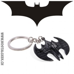 Batman Metal Batwing Key Chain Stealth Edition